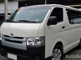 Toyota Hiace passenger 2015,  Paldiski