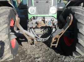 Fendt Favorit 716 Vario, Traktorius, 2006 | 1