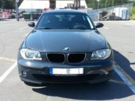 BMW 1 serija, Hečbekas, 2006-09-18 | 1