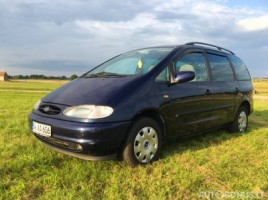 Ford Galaxy hečbekas 2000,  Rīga