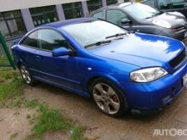 Opel Astra kupė