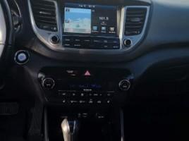 Hyundai Tucson cross-country