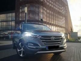Hyundai Tucson, Visureigis, 2016-08 | 2
