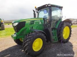 John Deere 6140R, Traktorius, 2013-08 | 0