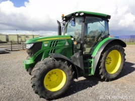 John Deere 6125R Auto Quad traktorius 2013,  Kaunas