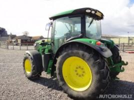 John Deere 6125R Auto Quad, Traktorius, 2013-06 | 1