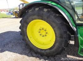 John Deere 6125R Auto Quad, Traktorius, 2013-06 | 2