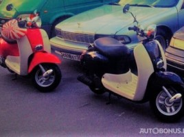 Honda, Moped/Motor-scooter, 1998 | 6