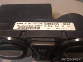 Mercedes-Benz E klasė, Sedanas | 2