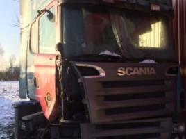 Scania 420 vilkikai 1999,  Šilalė