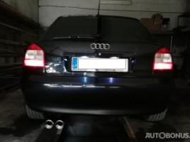 Audi A3, Hečbekas, 2000-10-25 | 2
