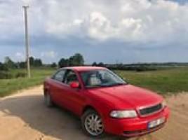 Audi A4, Sedanas, 1999-01   0