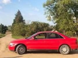 Audi A4, Sedanas, 1999-01   1