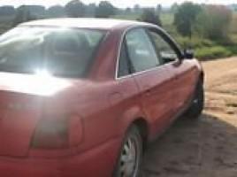 Audi A4, Sedanas, 1999-01   3