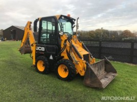 JCB 1xCxX backhoe loader