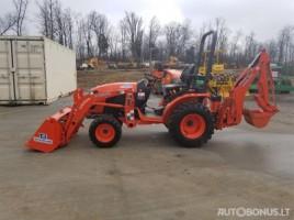 Kubota B2c6Ic01 tractor, Traktorius, 2015 | 1