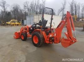 Kubota B2c6Ic01 tractor, Traktorius, 2015 | 2