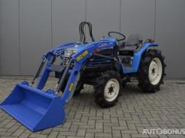 Iseki Sial 2c1cFV  tractor, Tractor | 1