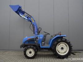 Iseki Sial 2c1cFV  tractor, Traktoriai | 2