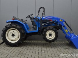 Iseki Sial 2c1cFV  tractor, Tractor, 2017 | 3