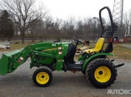 John Deere 2c3c20 tractor