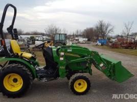 John Deere 2c3c20 tractor, Traktorius, 2012 | 2