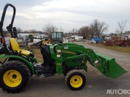 John Deere 2c3c20 tractor, Traktoriai | 2