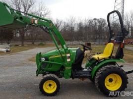 John Deere 2c3c20 tractor, Traktorius, 2012 | 3