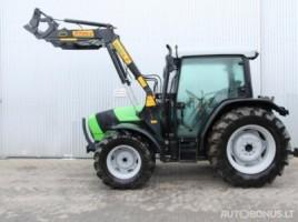 Deutz-Fahr Agroplus 3c2c0T  tr, Traktorius, 2012 | 1