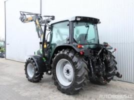 Deutz-Fahr Agroplus 3c2c0T  tr, Traktorius, 2012 | 2
