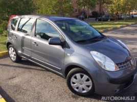 Nissan Note | 2