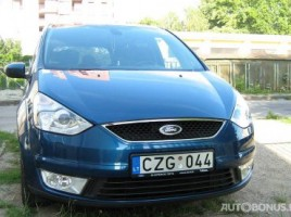 Ford Galaxy visureigis