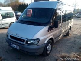 Ford Transit / Tourneo, Keleivinis, 2005-02   1