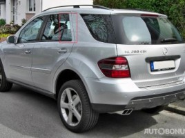 Mercedes-Benz ML klasė, 2010 | 0