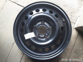 Opel steel stamped rims | 0