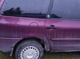 Ford Galaxy vienatūris 1996,  Kuršėnai