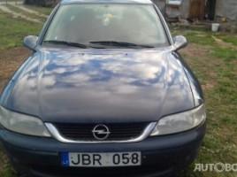 Opel Vectra универсал 2000,  Кедайняй