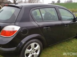 Opel Astra, 1.7 l., hečbekas | 3