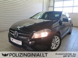 Mercedes-Benz A200 hatchback