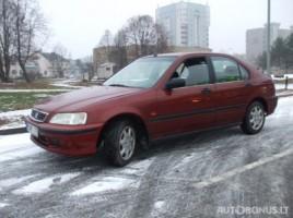 Honda Civic, Hečbekas, 1997-10 | 0