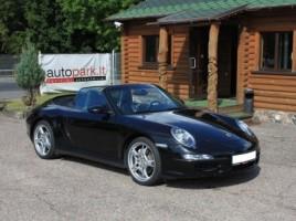 Porsche 911, Kabrioletas, 2006 | 0