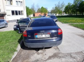 Audi A6, Sedanas, 1998-12-23 | 3