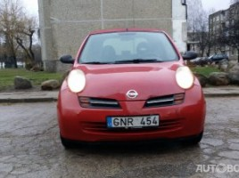 Nissan Micra, Hečbekas, 2003-12-12   2