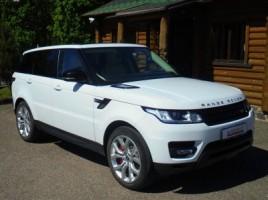 Land Rover Range Rover visureigis 2014,  Vilnius