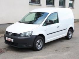 Volkswagen Caddy komercinis 2013,  Vilnius
