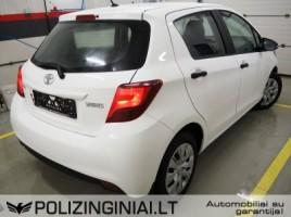 Toyota Yaris, Hečbekas, 2015-07 | 2