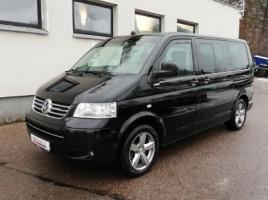 Volkswagen Multivan vienatūris