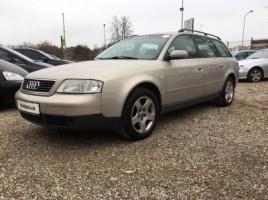 Audi A6 universalas 1999,  Kaunas