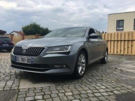 Skoda Superb hečbekas