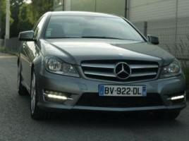 Mercedes-Benz C klasė | 1